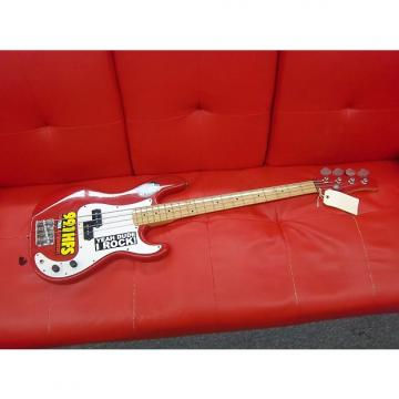 Custom Cort P bass red Korean