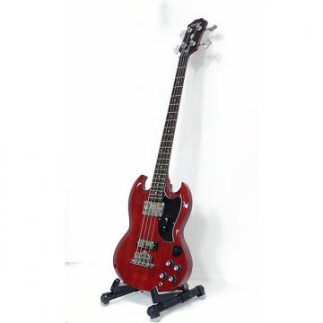 Custom Epiphone  EB3 Ltd Ed 1960's Bass EPI-311706610 Wine Red