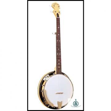Custom Gold Tone CC-100RW Cripple Creek Resonator Banjo w/ Wide Fingerboard; Free Shipping
