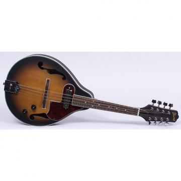 Custom Ibanez M510EOVS Acoustic Electric A-Style Mandolin VINTAGE SUNBURST