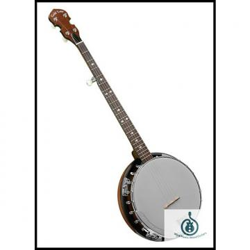 Custom Gold Tone Cross Creek CC-100R+ 5-String Banjo, New, Free Shipping