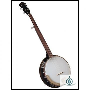 Custom Gold Tone CC-50RP Cripple Creek Resonator Banjo w/ Planetary Tuners & Gig Bag; Free Shipping