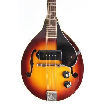 Custom Gibson EM-150 Mandolin 1968-69 Sunburst