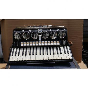 Custom PAOLO SOPRANI PIANO ACCORDION 120 BASS WITH MUTES