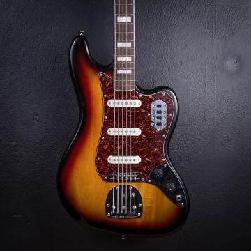 Custom Used 2014 Squier Bass VI