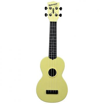Custom Kala waterman ka-swb-yl Kala KA-SWB Waterman Soprano Ukulele Yellow