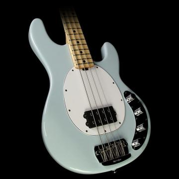 Custom Ernie Ball Music Man Stingray 4-String Electric Bass Guitar Powder Blue