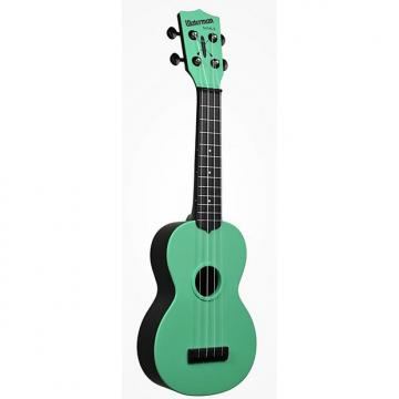 Custom kala ka-swb-gn waterman green ukulele waterproof new with carrying bag