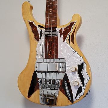 Custom 1999 Rickenbacker 4001 V63 Mapleglo 4001S 4001V63 Electric Bass Guitar