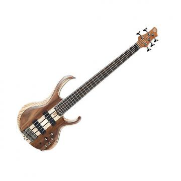 Custom Ibanez BTB Standard 5str Electric Bass - Natural Low Gloss