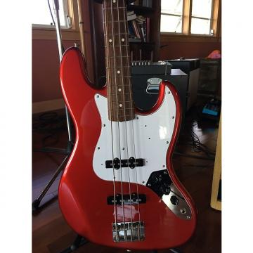 Custom Fender Jazz 1995 Red