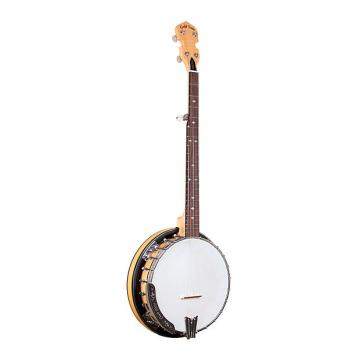 Custom Gold Tone MC-150RP Maple Classic Banjo with Steel Tone Ring