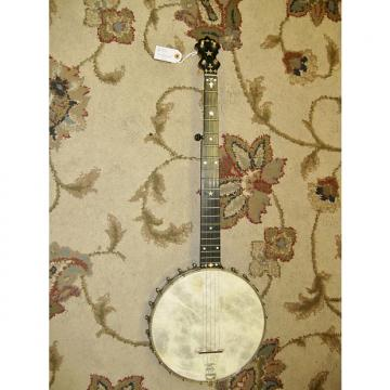 Custom S. S. Stewart Banjo c. 1887-88 with Chipboard Case