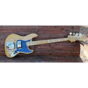 Custom Fender '76 Reissue Jazz Bass, CIJ Japan  1994 Natural