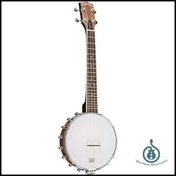 Custom Gold Tone BUT Tenor Banjo Uke Banjolele w/Case, Maple /Rosewood, New, Free Shipping