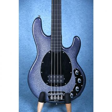 Custom Ernie Ball Musicman Stingray 4 Limited Edition PDN Electric Bass Guitar - Starry Night C00563