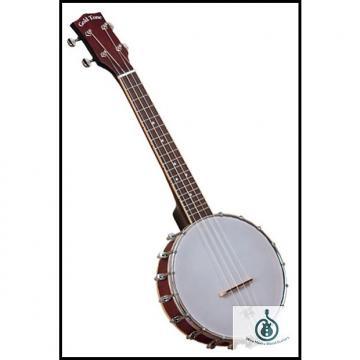 "Custom Gold Tone BUC Concert-Scale Banjo Ukulele w/ Case, 15-1/2"" Concert Scale, Maple, New, Free Shipping"