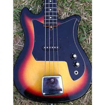 Custom Vintage Teisco ? Japan Bass