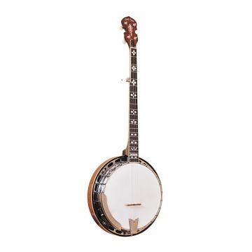 Custom Gold Tone OB-250 Orange Blossom Banjo with Case