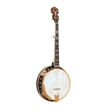 Custom Gold Tone TB-250 A-Scale Traveler Banjo