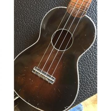 Custom Harmony Johnny Marvin Tenor Ukulele 1930's Mahogany