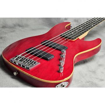 Custom Moon DJB-5-280KH Cherry Red