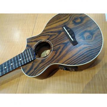Custom Ibanez UEW-13E Concert Uke Acoustic Electric Fishman Pickup Bocate