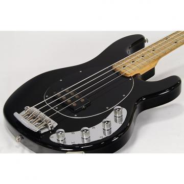 Custom MusicMan StingRay-4 Black