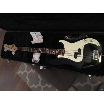Custom Fender Precision Bass Black