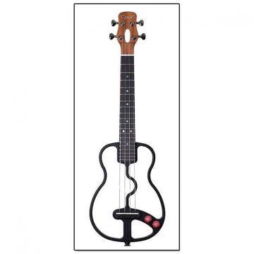 Custom Opal Instruments Open-Frame Tenor Electric Ukulele w/Bag