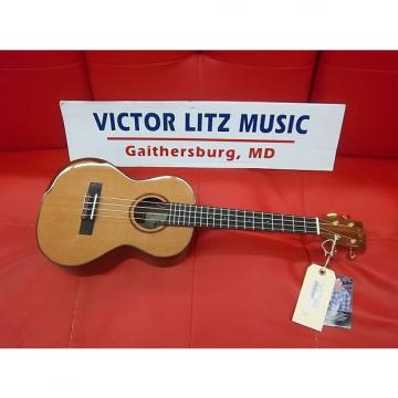 Custom Kala kasrtcrge tenor ukulele solid rosewood b and s cedar top comfort curve edge acoustic electric