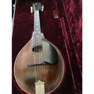 Custom Gibson A2 Mandolin 1918/19 Sheraton Brown