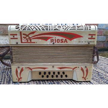 Custom Vintage Riosa Accordian