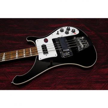 Custom Rickenbacker 4003 Bass  Jetglo New! Authorized Dealer!
