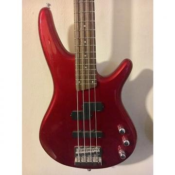 Custom Ibanez Soundgear 4-string 2000 Candy Red