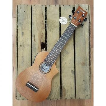 Custom Ashton UKE220EQMH Electro-Acoustic Soprano Ukulele