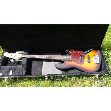 Custom G&L JB Jazz Bass