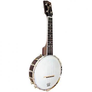 Custom Gold Tone Banjolele: Concert-Scale Banjo-Ukulele with bag