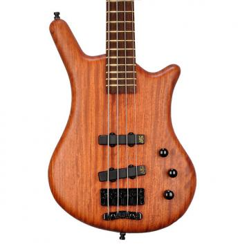 Custom Warwick  Masterbuilt Thumb Bubinga Bolt-on - J-162056-16 - 10.6 pounds  Natural Oil