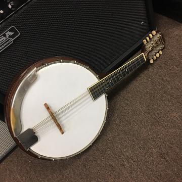 Custom Weymann 1921 Banjo Mandolin Excellent Condition w/ Original Case