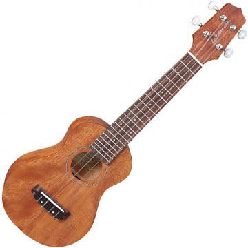 Custom Takamine GUS1 Soprano Acoustic Ukulele Natural