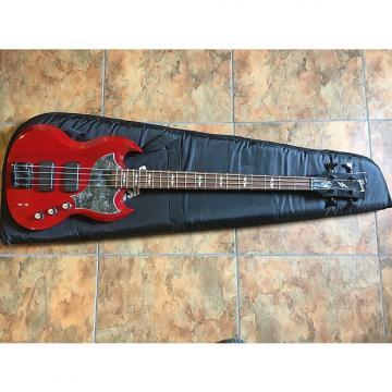 Custom Gibson SG-Z Bass