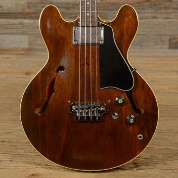 Custom Gibson EB-2 Walnut 1969 (s603)