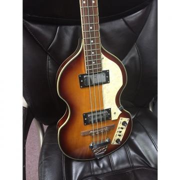 Custom Jay Turser Violin Bass