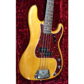 Custom Fender Precision 1970 Natural