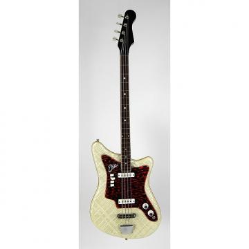 Custom Eko Condor Bass w/ OHSC 1960's Pearloid