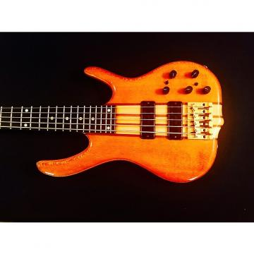 Custom Ken Smith BSR Elite Lacquer Finish Lacewood Top