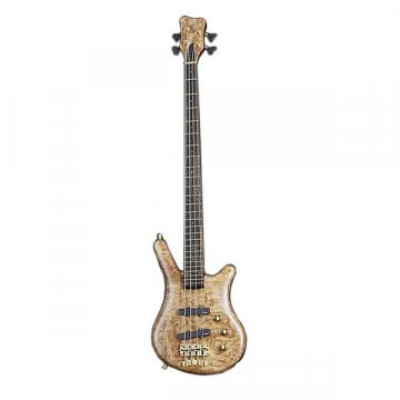 Custom Warwick Custom Shop LTD Thumb NT Ebony Fingerboard Electric Bass Natural - 0274EX9014GZXXX5WW