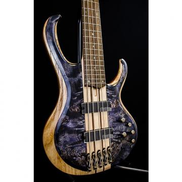 Custom Ibanez BTB 845 DTL in Deep Twilight Low Gloss
