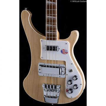Custom Rickenbacker 4003 Mapleglo (784)